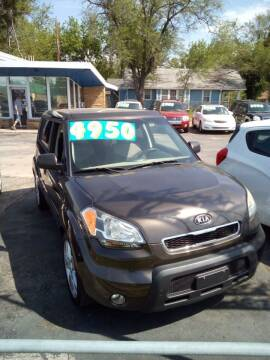 2009 Kia Soul for sale at JJ's Auto Sales in Independence MO