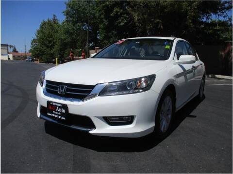 2013 Honda Accord for sale at A-1 Auto Wholesale in Sacramento CA
