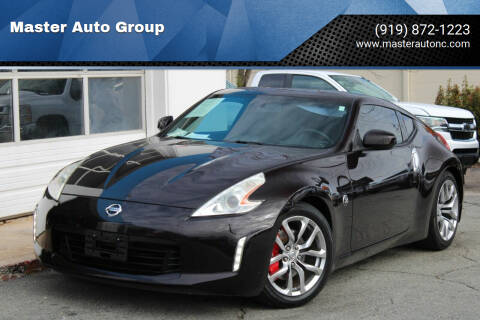 2013 Nissan 370Z for sale at Master Auto Group in Raleigh NC