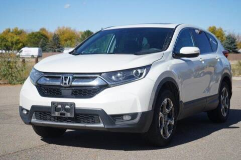 2017 Honda CR-V for sale at COURTESY MAZDA in Longmont CO