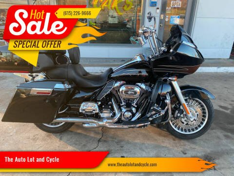2011 Harley-Davidson road glide ultra for sale at The Auto Lot and Cycle in Nashville TN