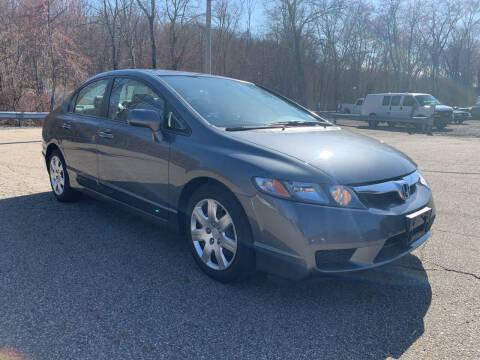2010 Honda Civic for sale at George Strus Motors Inc. in Newfoundland NJ