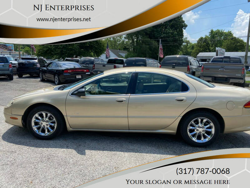 2000 Chrysler LHS for sale at NJ Enterprises in Indianapolis IN