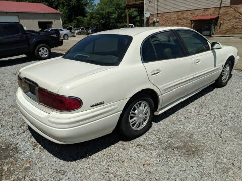 2002 Buick LeSabre for sale at Wolff Auto Sales in Clarksville TN