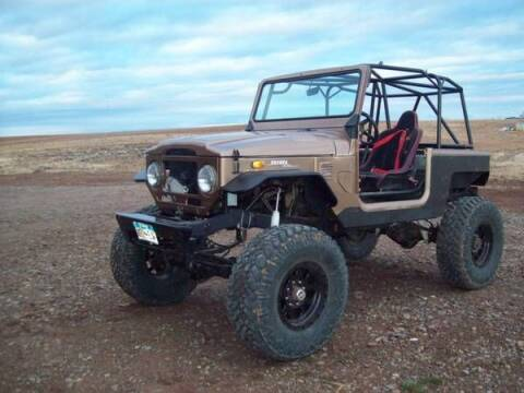 1972 Toyota Land Cruiser for sale at Haggle Me Classics in Hobart IN