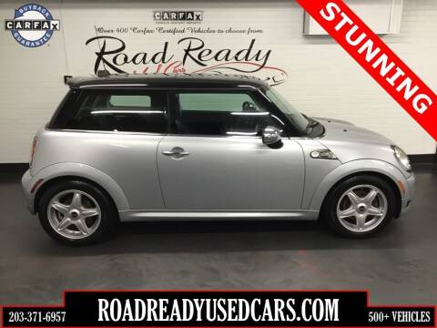 2010 MINI Cooper for sale at Road Ready Used Cars in Ansonia CT