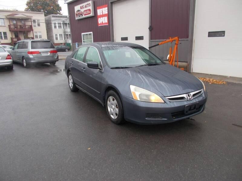 2007 Honda Accord for sale at Mig Auto Sales Inc in Albany NY