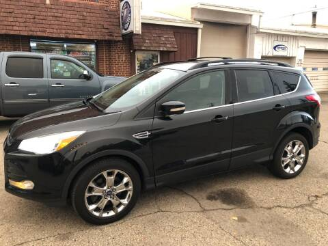 2013 Ford Escape for sale at KUDICK AUTOMOTIVE in Coleman WI