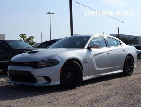 2019 Dodge Charger for sale at BIG STAR HYUNDAI in Houston TX