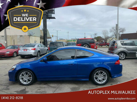 2006 Acura RSX for sale at Autoplex Milwaukee in Milwaukee WI