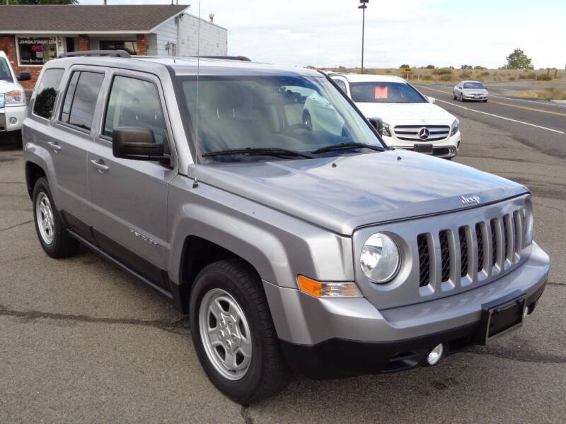 2016 Jeep Patriot for sale at John's Auto Mart in Kennewick WA