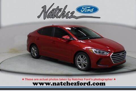 2018 Hyundai Elantra for sale at Auto Group South - Natchez Ford Lincoln in Natchez MS