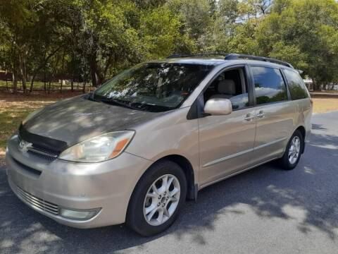 2005 Toyota Sienna for sale at Royal Auto Mart in Tampa FL