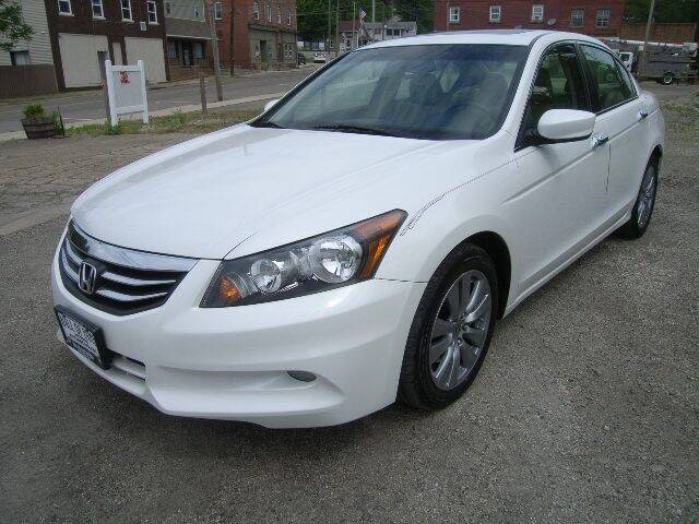 2012 Honda Accord for sale at HALL OF FAME MOTORS in Rittman OH