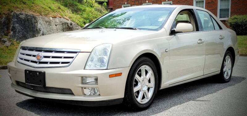 2007 Cadillac STS for sale at Auto Titan in Knoxville TN