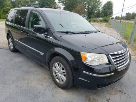 2010 Chrysler Town and Country for sale at HEDGES USED CARS in Carleton MI