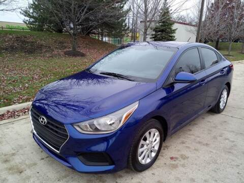 2018 Hyundai Accent for sale at Western Star Auto Sales in Chicago IL