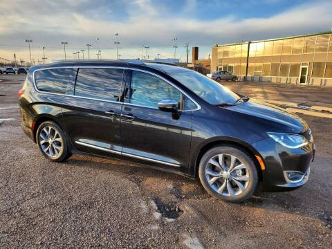 2020 Chrysler Pacifica for sale at GOOD NEWS AUTO SALES in Fargo ND