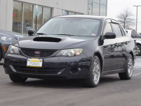 2008 Subaru Impreza for sale at Loudoun Motor Cars in Chantilly VA