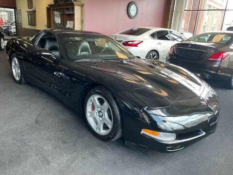 1998 Chevrolet Corvette for sale at John Warne Motors in Canonsburg PA