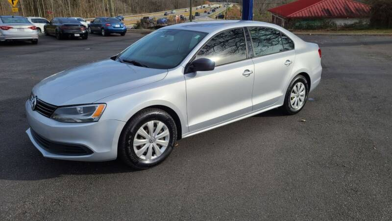 2014 Volkswagen Jetta for sale at AMG Automotive Group in Cumming GA