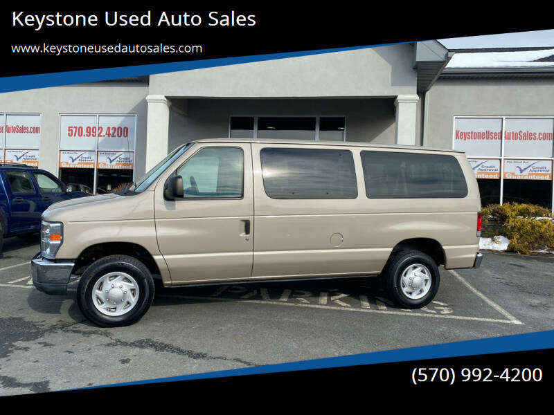 2011 Ford E-Series Wagon for sale at Keystone Used Auto Sales in Brodheadsville PA