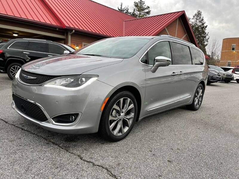 2018 Chrysler Pacifica for sale in Hendersonville, NC