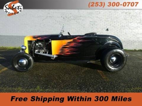 1932 Ford Roadster for sale at Sabeti Motors in Tacoma WA