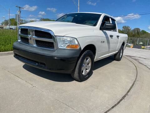 2009 Dodge Ram Pickup 1500 for sale at Xtreme Auto Mart LLC in Kansas City MO