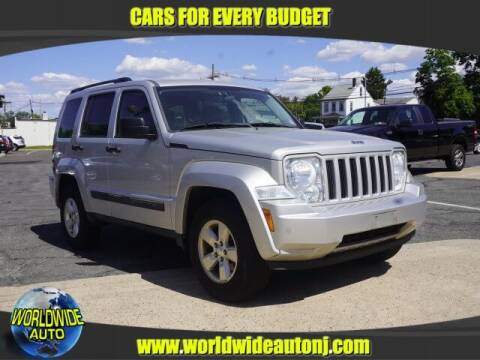 2010 Jeep Liberty for sale at Worldwide Auto in Hamilton NJ