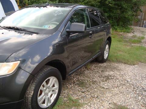 2007 Ford Edge for sale at Branch Avenue Auto Auction in Clinton MD