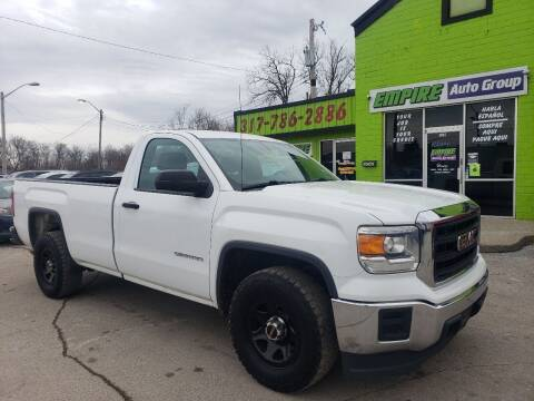 2014 GMC Sierra 1500 for sale at Empire Auto Group in Indianapolis IN