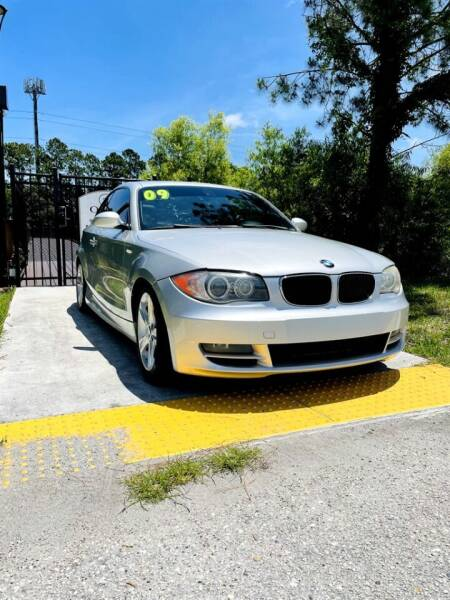 2009 BMW 1 Series for sale in Jacksonville, FL