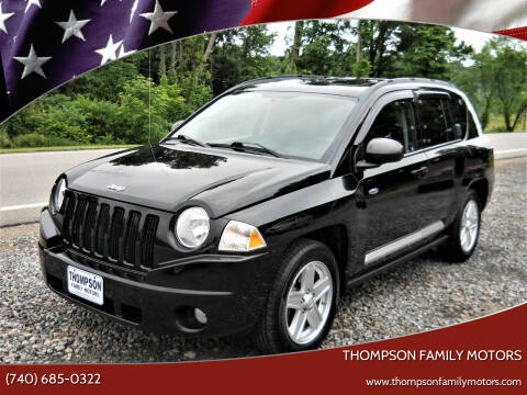 2010 Jeep Compass for sale at THOMPSON FAMILY MOTORS in Senecaville OH