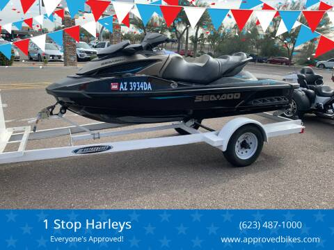 2016 Sea-Doo GTX 155 BRP for sale at 1 Stop Harleys in Peoria AZ