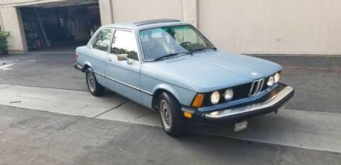 1979 BMW 3 Series for sale at Classic Car Deals in Cadillac MI