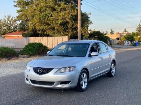 2004 Mazda MAZDA3 for sale at Baboor Auto Sales in Lakewood WA