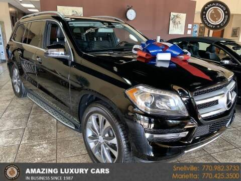 2013 Mercedes-Benz GL-Class for sale at Amazing Luxury Cars in Snellville GA
