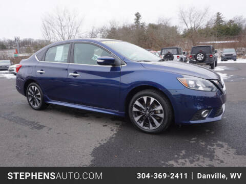 2017 Nissan Sentra for sale at Stephens Auto Center of Beckley in Beckley WV