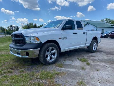 2014 RAM Ram Pickup 1500 for sale at Deals On Wheels Autos and RVs in Standish MI