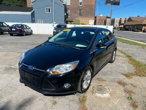 2012 Ford Focus for sale at Midtown Autoworld LLC in Herkimer NY