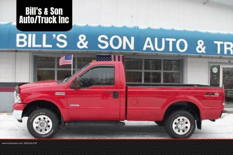 2007 Ford F-250 Super Duty for sale at Bill's & Son Auto/Truck Inc in Ravenna OH