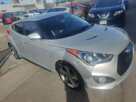 2013 Hyundai Veloster for sale at Sanaa Auto Sales LLC in Denver CO
