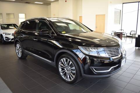 2016 Lincoln MKX for sale at BMW OF NEWPORT in Middletown RI