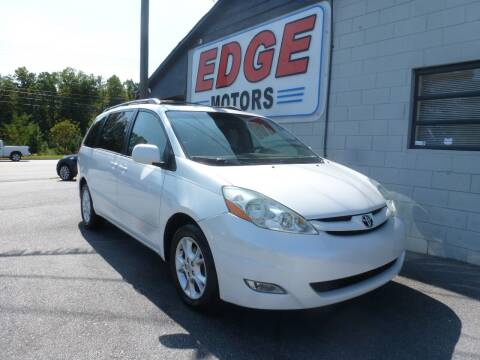 2006 Toyota Sienna for sale at Edge Motors in Mooresville NC