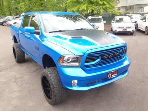 2018 RAM Ram Pickup 1500 for sale at EMG AUTO SALES in Avenel NJ