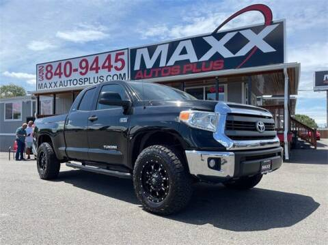 2014 Toyota Tundra for sale at Maxx Autos Plus in Puyallup WA