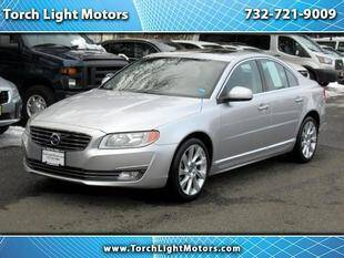 2016 Volvo S80 for sale at Torch Light Motors in Parlin NJ
