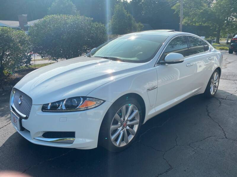 2013 Jaguar XF for sale at Auto Plus in Amesbury MA