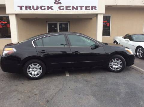 2010 Nissan Altima for sale at A-1 AUTO AND TRUCK CENTER in Memphis TN